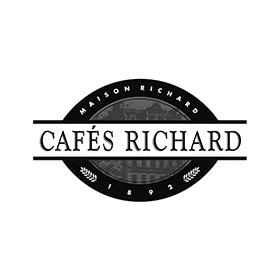 Logo cafés Richard