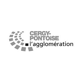 Logo Ville de Cergy-Pontoise-agglomeration