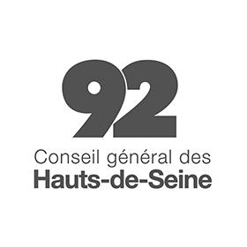 Logo Conseil Général du 92