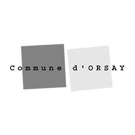 Logo commune d'Orsay