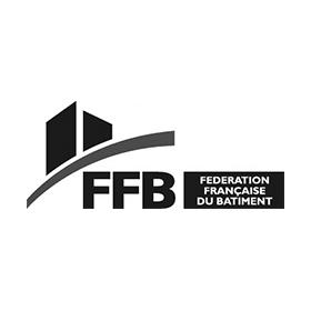 Logo FFB fédération Française du batiment