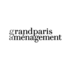 Logo Grand Paris Aménagement