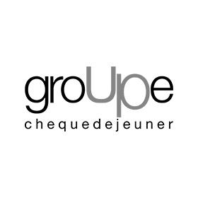 Logo groupe chèque déjeuner