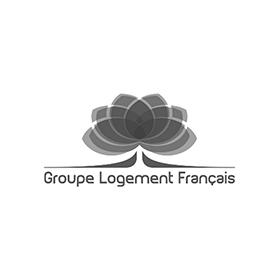 Logo Groupe Logement Francais
