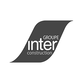 Logo groupe inter construction
