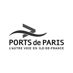 Logo Ports de Paris