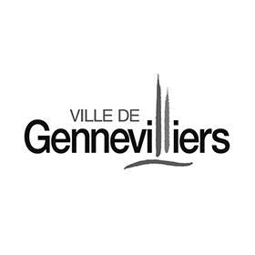 Logo Ville de Gennevilliers